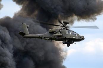 ZJ172 - UK - Army Air Corps Westland Apache AH.1