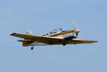 YU-CDG - Private Zlín Aircraft Z-526F