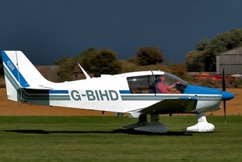 G-BIHD - Private Robin DR.400 series