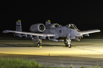82-651 - USA - Air Force Fairchild A-10 Thunderbolt II (all models)