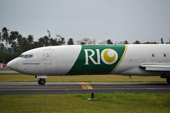 PR-IOG - Rio Linhas Aéreas Boeing 727-200F