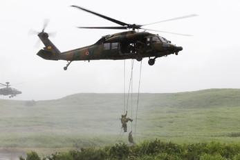 43101 - Japan - Ground Self Defense Force Mitsubishi UH-60J
