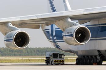 - - Volga Dnepr Airlines Antonov An-124