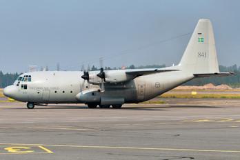 84001 - Sweden - Air Force Lockheed Tp84 Hercules