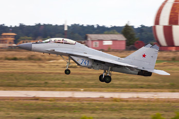 741 - Russia - Air Force Mikoyan-Gurevich MiG-29M2