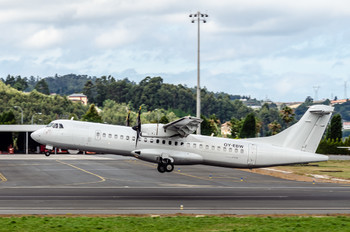 OY-EBW - White Airways ATR 72 (all models)