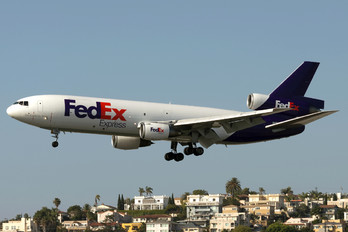 N10060 - FedEx Federal Express McDonnell Douglas MD-10-10F