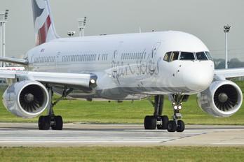 F-GPEK - British Airways - Open Skies Boeing 757-200