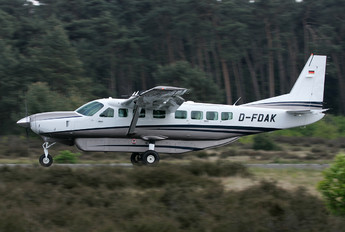 D-FDAK - Private Cessna 208 Caravan