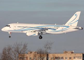 RA-89018 - Gazpromavia Sukhoi Superjet 100LR