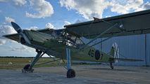D-EXUB - Private Fieseler Fi.156 Storch aircraft