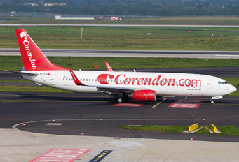 TC-TJO - Corendon Airlines Boeing 737-800
