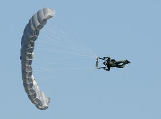 - - Czech - Air Force Parachute Military