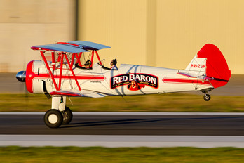 PR-ZGA - Private Boeing Stearman, Kaydet (all models)