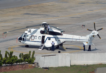 FAB8740 - Brazil - Government Eurocopter AS332 Super Puma