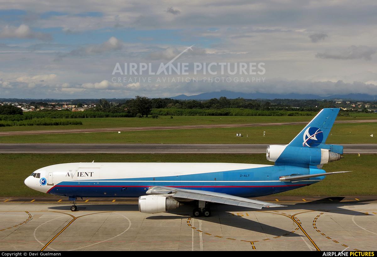 Avient Z-ALT aircraft at Curitiba -  Afonso Pena