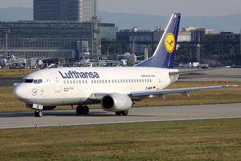 D-ABIX - Lufthansa Boeing 737-500