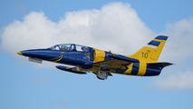 10 - Baltic Bees Jet Team Aero L-39C Albatros aircraft
