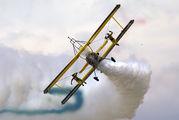 SE-KXR - Private Grumman G-164 Ag-Cat aircraft
