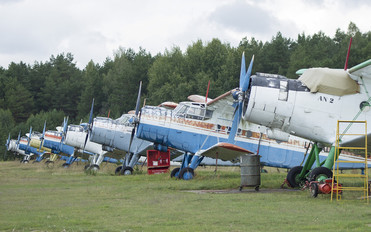 LY-AHA - Private Antonov An-2