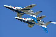 26-5805 - Japan - ASDF: Blue Impulse Kawasaki T-4 aircraft