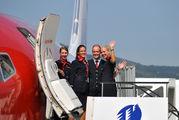 LN-DYC - Norwegian Air Shuttle Boeing 737-800 aircraft