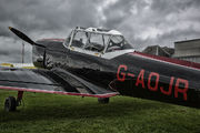 G-AOJR - Private de Havilland Canada DHC-1 Chipmunk aircraft
