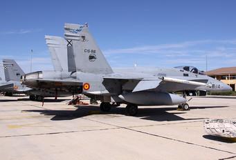C.15-86 - Spain - Air Force McDonnell Douglas F/A-18A Hornet