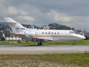 PR-DBD - Private Hawker Beechcraft 900XP