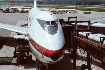 HB-IGA - Swissair Boeing 747-200