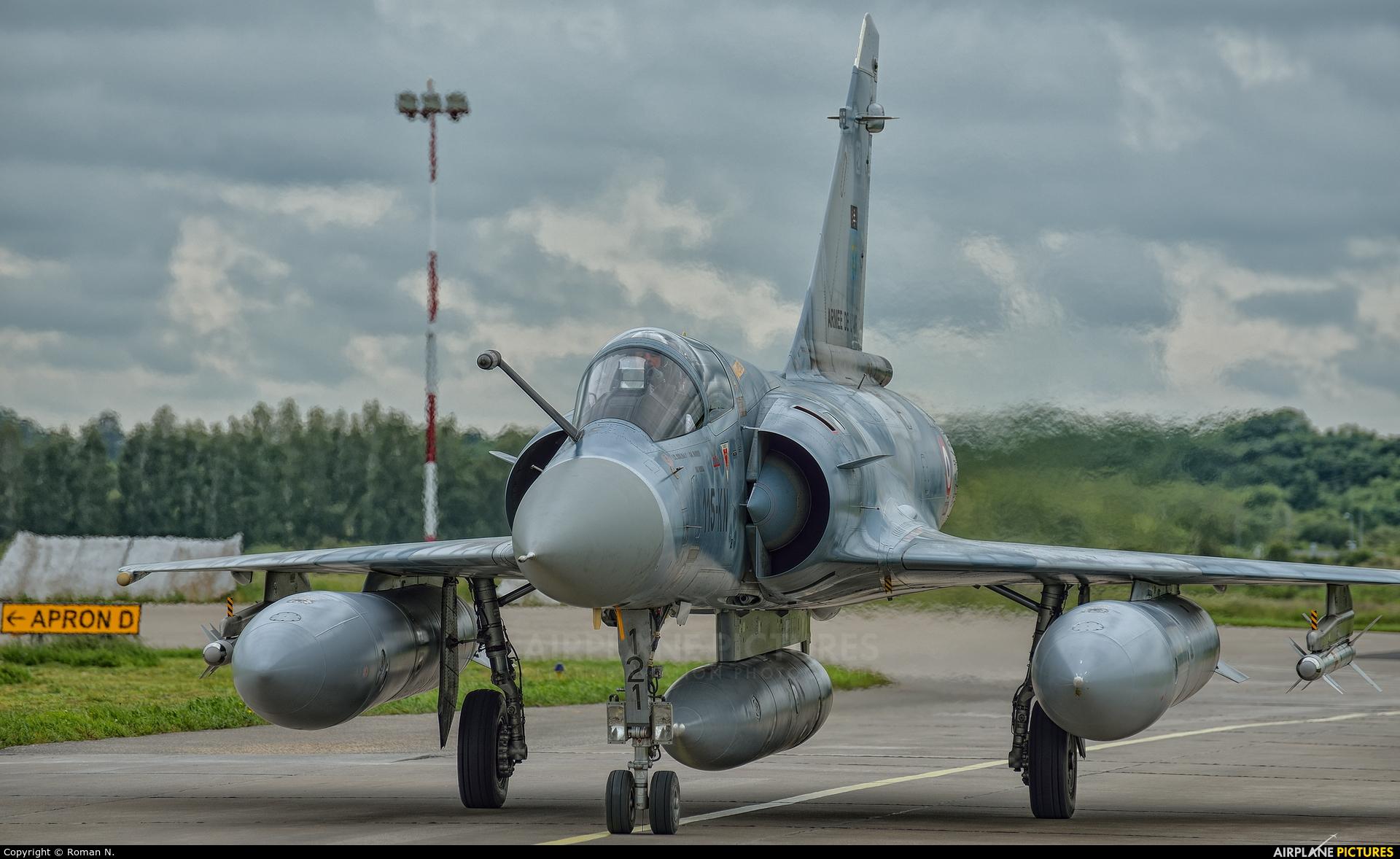 France - Air Force 121 aircraft at Malbork
