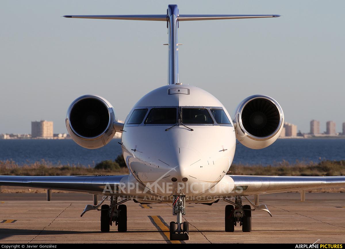 Averitt Air N895CL aircraft at Murcia - San Javier