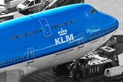 PH-BFG - KLM Boeing 747-400 aircraft