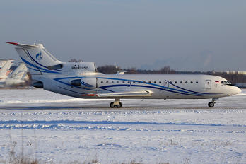 RA-42452 - Gazpromavia Yakovlev Yak-42