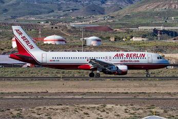 HB-IOS - Air Berlin - Belair Airbus A320