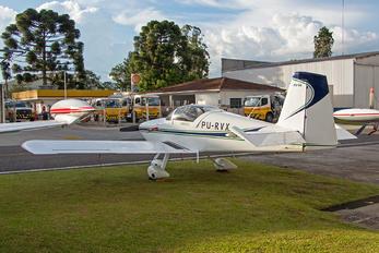 PU-RVX - Private Vans RV-9A