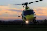OO-HCW - Private Eurocopter AS350 Ecureuil / Squirrel aircraft