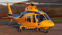 G-MEDX - Sloane Helicopters Agusta / Agusta-Bell A 109 aircraft