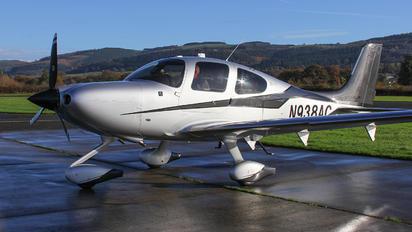 N938AC - Private Cirrus SR22