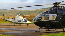G-MSPT - Private Eurocopter EC135 (all models) aircraft