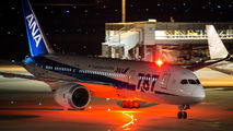 JA811A - ANA - All Nippon Airways Boeing 787-8 Dreamliner aircraft