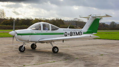 G-BYMD - Private Piper PA-38 Tomahawk