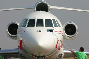 F-WWVJ - Private Dassault Falcon 900 series