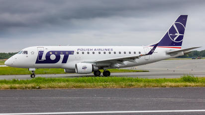 SP-LDD - LOT - Polish Airlines Embraer ERJ-170 (170-100)