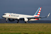 N185AN - American Airlines Boeing 757-200 aircraft