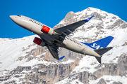 LN-RNW - SAS - Scandinavian Airlines Boeing 737-700 aircraft