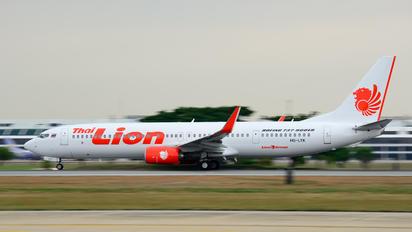 HS-LTK - Thai Lion Air Boeing 737-900ER