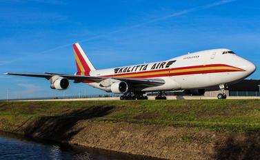 N751CK - Kalitta Air Boeing 747-200F