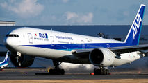 JA734A - ANA - All Nippon Airways Boeing 777-300ER aircraft