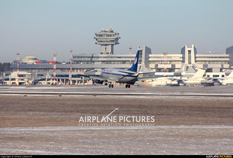 Belavia EW-251PA aircraft at Minsk Intl